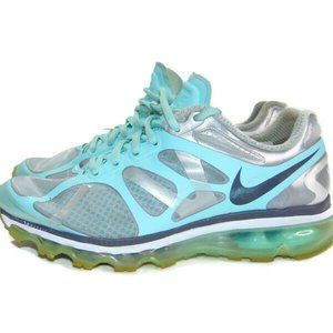 Nike Air Max+ 2012 Running Athletic Shoes